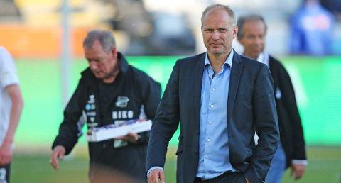 KAN FORSVINNE: Odds trener Dag-Eilev Fagermo er etter det TA erfarer en sterk kandidat til å overta trenerjobben i Rosenborg fra og med neste sesong.