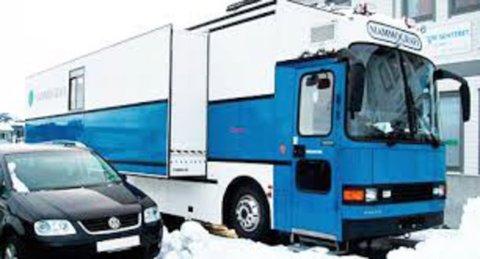 Mammografibussen