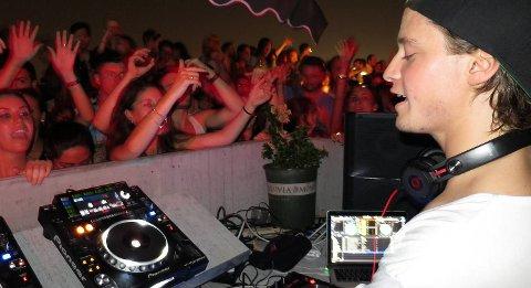 Kygo har sin største konsert på hjemmebane på Bergenfest 13. juni.