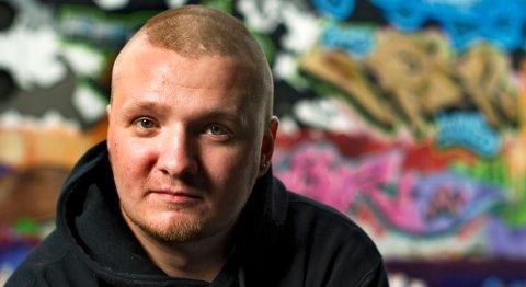 Morten «Muz» Nyebak Hagen (25) fra Åsane, synes BAs Oppdrag Demo er et godt vindu til byens musikere. ? Måtte den beste vinne, sier den tidligere vinneren.