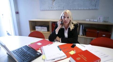 -  Men sakene medfører ekstraarbeid utover det man tar betalt for, sier  Kristine Aarre Hånes.