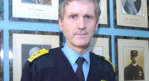 Tidligere politimester i Hordaland, Vidar Refvik, blir midlertidig ansatt som politidirektør.
