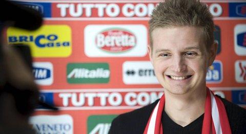 Erik Huseklepp spiller for Bari.
