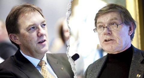 Gunnar Bakke og Tor Woldseth