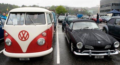 To flotte utgaver fra Volkswagen.