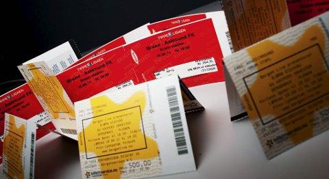 BA deler ut billetter til konsert med Bjørn Eidsvåg og Bo Kaspers Orkester og til kampen mellom Brann og Aalesund.