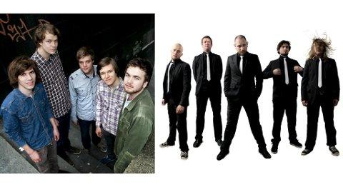Ekkolodd og Stereobrigade Extravaganza sloss om å få spille på LOSTEN.
