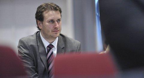 Helge André Njåstad (Frp) går inn i sin tredje periode som ordfører i Austevoll.