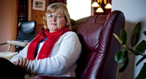 Optimist: - Det er ikke bare å ta en test, liksom, sier Eli-Anne Birgitte     Gjerde fra Os om å få ME-diagnose. Foreløpig er det ikke aktuelt for henne å bruke kreftmedisinen Rituximab.
