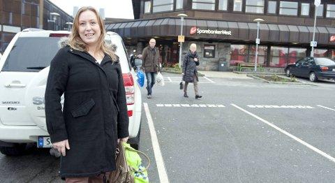 Monica Tyssebotn (38) er ikke fornøyd med de nye plassene.