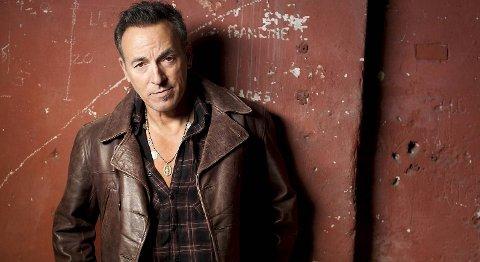 Bruce Springsteen slipper sitt nye album «Wrecking Ball» i dag.
