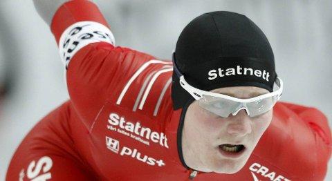 Sverre Lunde Pedersen, her fra VM i Moskva.