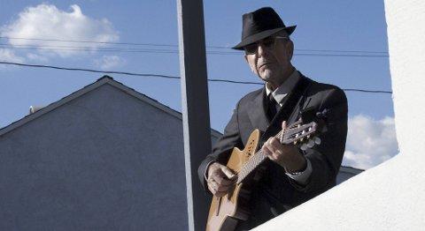 Leonard Cohen kommr til Koengen i sommer.