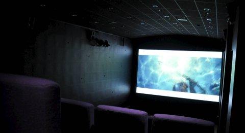 Bergen kino komfort
