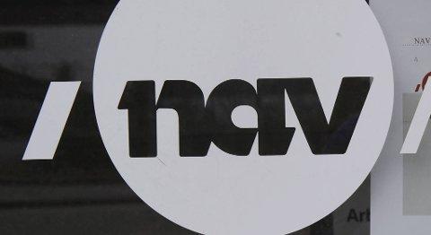En mann er dømt for trusler mot en NAV-ansatt. (Illustrasjonsfoto)