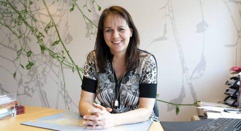 ÅRETS FORRETNINGSKVINNE: ? Jeg har verdens beste jobb, sier Karin Lampe, som eier firmaet Travel Design, som spesialiserer seg på gruppereiser.