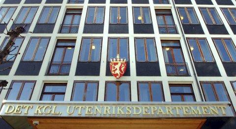 - Den norske ambassaden i Ankara fikk først høre om saken fra omtale i tyrkiske medier, sier kommunikasjonsrådgiver Kjetil Elsebutangen i UD.