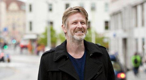Den norske produsenten forteller om flere møter med amerikanske interessenter om en engelskspråklig versjon av Varg Veum. Her er Trond Espen Seim under siste innspillingsdag i 2011.