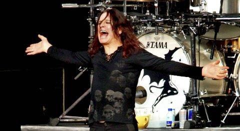 Ozzy Osbourne var på Koengen i 2005, snart er han tilbake. (Arkivfoto)