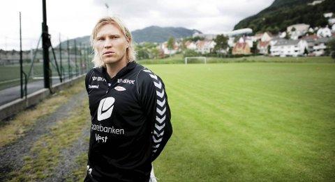 Tomasz Sokolowski starter trolig på Branns midtbane mot Stabæk lørdag. Sokolowski har ikke vært på banen i serien siden 2. runde mot Sandnes Ulf.