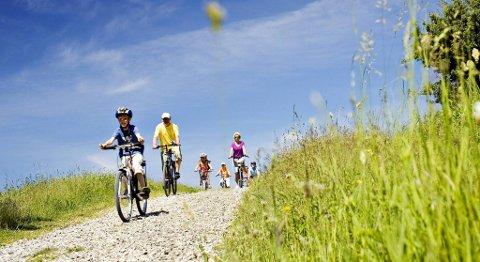 Google Maps lanserer sykkelrutekart for Bergen.