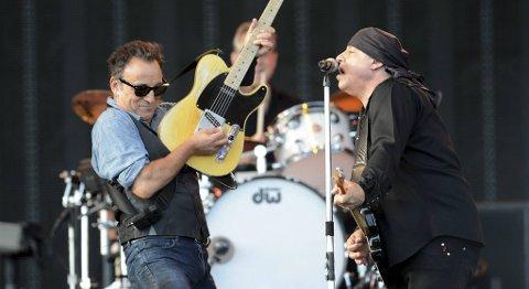 Springsteen på Valle Hovin.