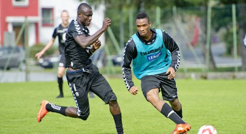 Fousseny Coulibaly er den 16. utenlandske prøvespilleren Brann har sendt hjem på 18 måneder.