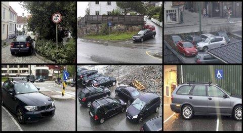 Bergen kommune får inn mer penger på feilparkering enn på lovlig parkering i bygatene.