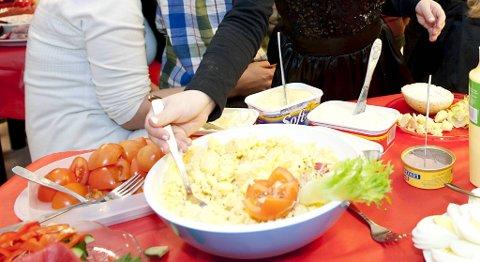 Byrådet vil øke prisen på mat i barnehagene.