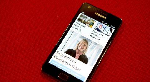 Ny drakt på mobilversjonen til BA ble lansert 1. februar.