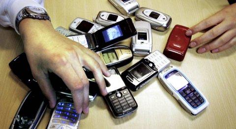 Hordalendinger har rundt 800 000 gamle mobiler liggende i skuffer og skap.