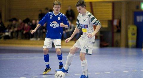GJENOPPSTÅR: Fotballgruppen i Løv-Ham kommer tilbake på programmet i 2014. Først og fremst blir det et tilbud for de minste. Her fra julecupen i Framohallen i 2011.