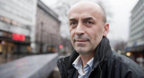 Djevat Hisenaj, leder for Hotell- og restaurantarbeiderforbundet.