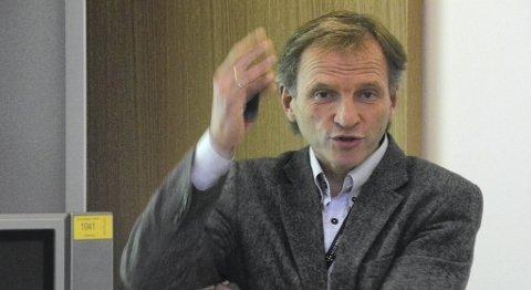 Økonomi- og finansdirektør i Helse Bergen, Eivind Hansen.