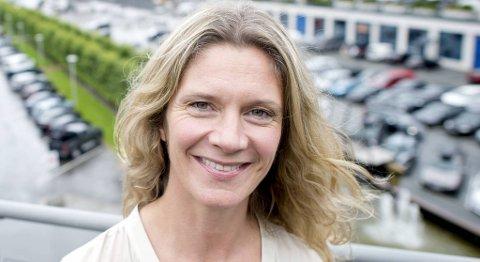 Administrerende direktør Irene Basili i GC Rieber Shipping.