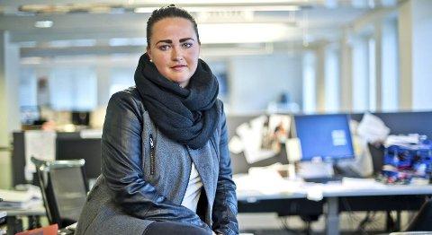 Camilla Lingaas (23) er utdannet journalist fra Norges Kreative Fagskole. Hun har fått en tøff start på yrkeslivet.
