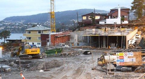 Walde-konkursene stanser byggingen av en rekke byggeprosjekter i Bergen og Nordhordland. Eidsvågneset Park er det største boligprosjektet som rammes. Prosjektet består av 14 store leiligheter fordelt på tre bygninger.