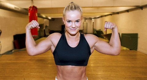 Fam Camilla Elgan får mer tid til å bygge muskler mot OL med midlene fra Trond Mohn. (Arkivfoto)