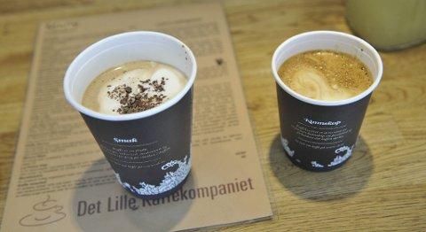 Du kan nyte kaffekoppen din med god samvittighet - kaffe kan faktisk være sunt for deg, viser ny forskning. Illustrasjonsbilde.