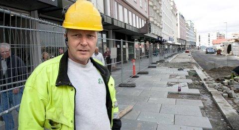 Stein Wikholm er blant dem som reagerer på den forlengede kontraktstiden til Bergen Bydrift AS