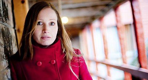 Julie Andersland i Venstre har selv ett barn som går i barnehage.