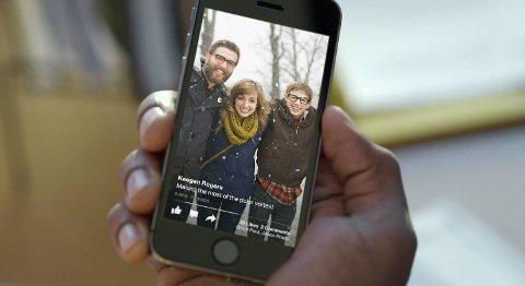 Facebook har de siste årene lansert flere nye apper. Senest er Facebook Paper som er en nyhetstjeneste.