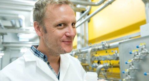 Karl Erik Sæther har ansvaret for grunnpilaren i en av Bergens sterkeste merkevarer.