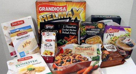 Det er kommet flere nye ferdigmatprodukter på markedet. Noen imponerte, og andre skuffet.