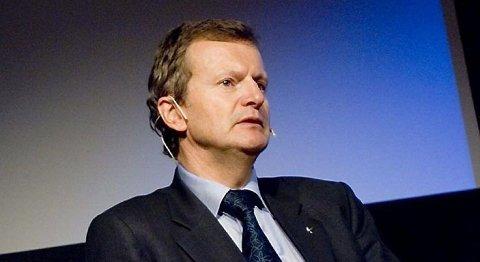 Jon Fredrik Baksaas' Telenor kutter 440 årsverk.