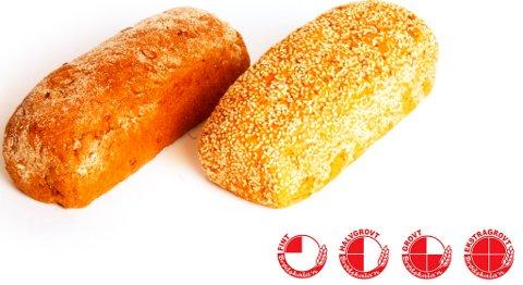 Dette merket skal hjelpe deg til å vite hvor grovt brødet som kjøpes er, men hvor pålitelig er det egentlig?
