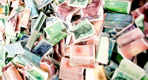 Mange skattytere opplever penger tilgode på skatten som en «gave» fra staten.  (Arkivfoto)