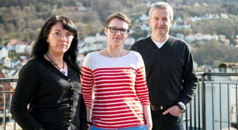 Marianne Fjæreide, Siv-Elin Leirvåg Carlsen og Arild Opheim har holdt på med prosjektet med heroinavhengige siden 2012. De forteller at observasjonene så langt, viser veldig positive resultater. - En ting som har overrasket litt er hvordan utseendet til deltakerne i prosjektet forandrer seg. De ser mye sunnere og bedre ut etter kort tid. Vi angrer litt på at vi ikke har tatt bildet av dem underveis, forteller de tre.