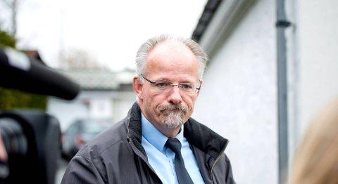 Tore Salvesen, politiinspektør i Laksevåg.