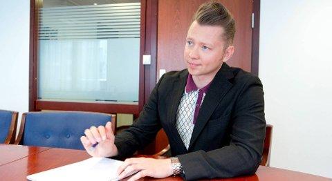 Advokatfullmektig Magnus Thomassen tror personvernskonflikt kan gi rettslige og familiære problemer